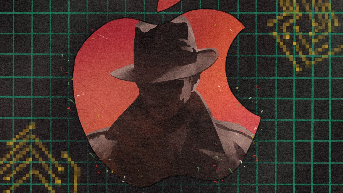For more than a year, an active member of a community that traded in illicitly obtained internal Apple documents and devices was also acting as an inf