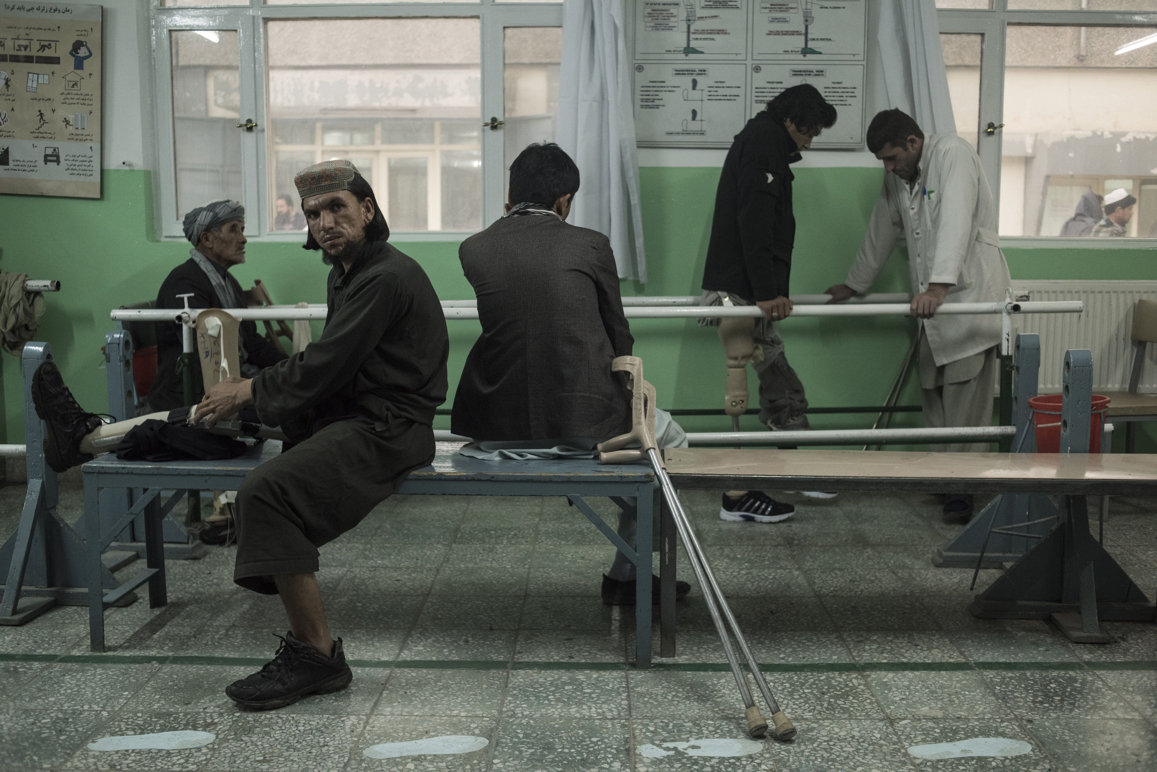 War Left Them With Permanent Disabilities. The Return of the Taliban Is Reopening Old Wounds. thumbnail