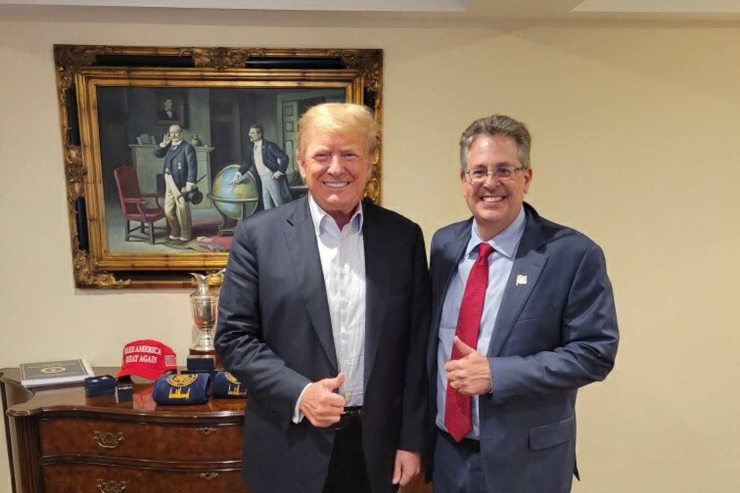 , Trump Just Endorsed One of His Election-Fraud Lawyers for Michigan AG, Saubio Making Wealth