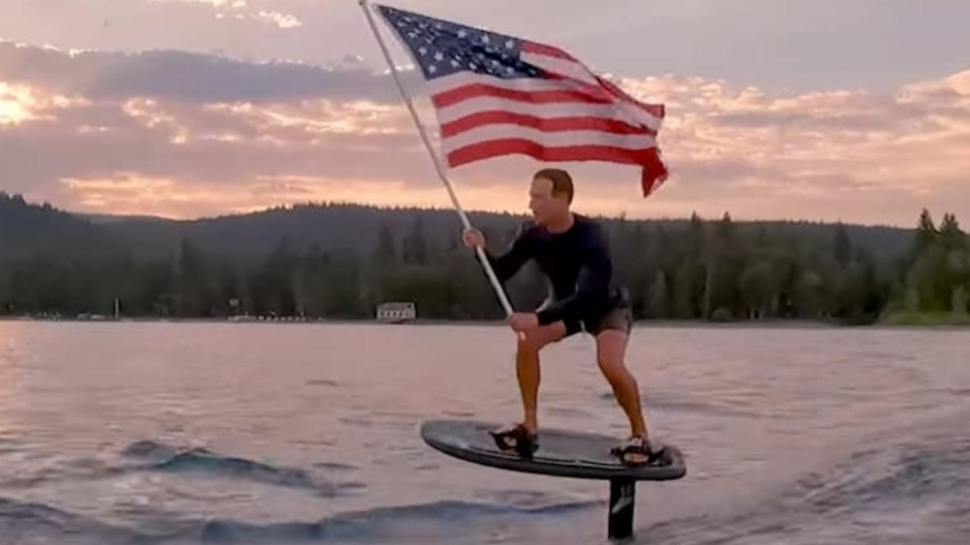 , Forget Facebook Destroying Democracy. Mark Zuckerberg Is Worried About His Surfboard., Saubio Making Wealth