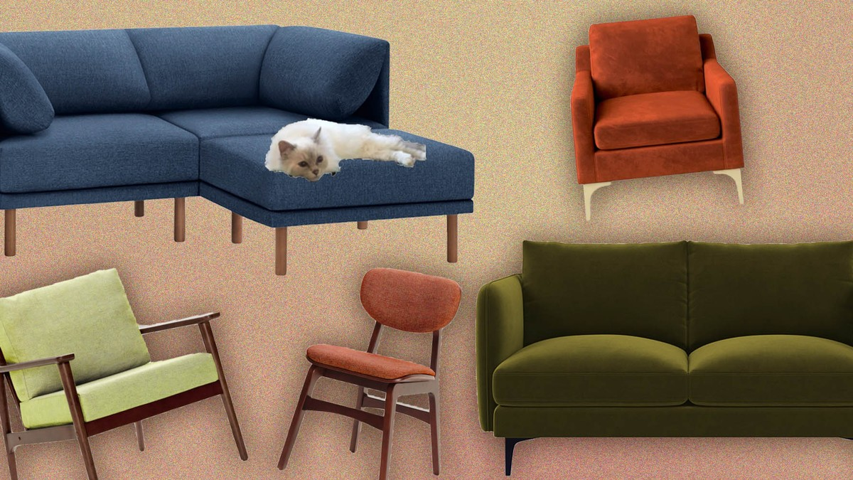 The Best Scratch-Proof Furniture That Your Adorable Cat Can't Ruthlessly Destroy