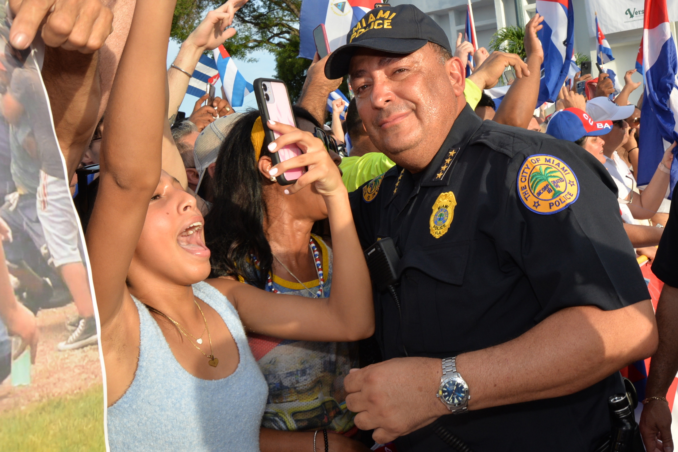 , Miami Police Chief Art Acevedo Is Getting Fired, Saubio Making Wealth