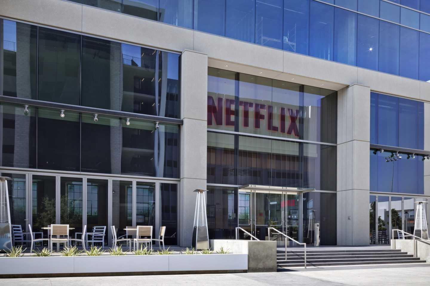 Netflix Is Sure 'Content' Doesn't Affect the World, Unless it Does