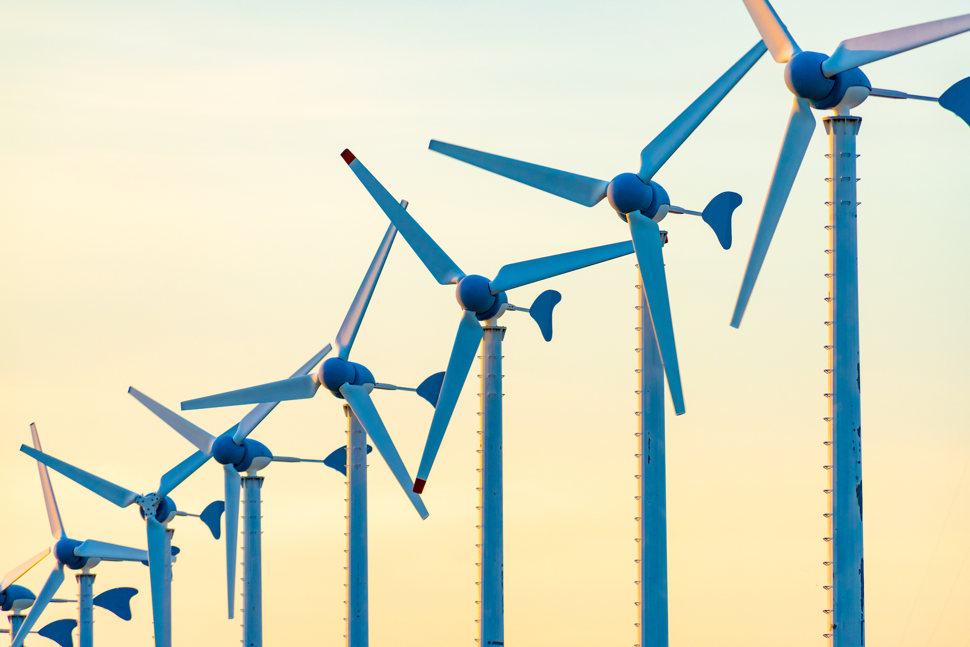 The U.S. Wants to Turn Both Coasts Into Massive Offshore Windfarms