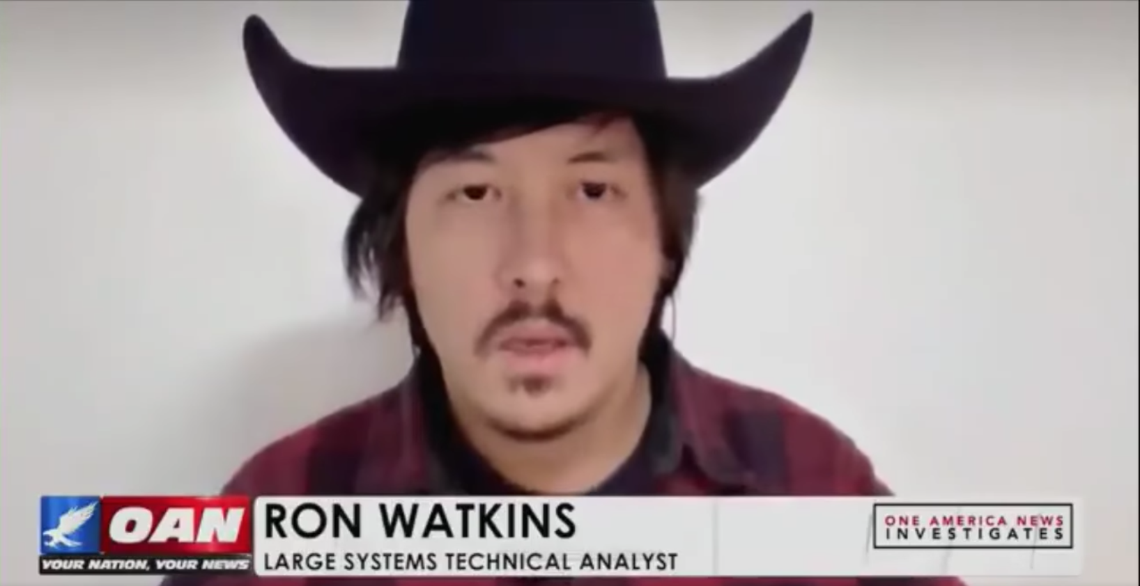 QAnon's Ron Watkins Is Running For Congress. How Did We Get Here?
