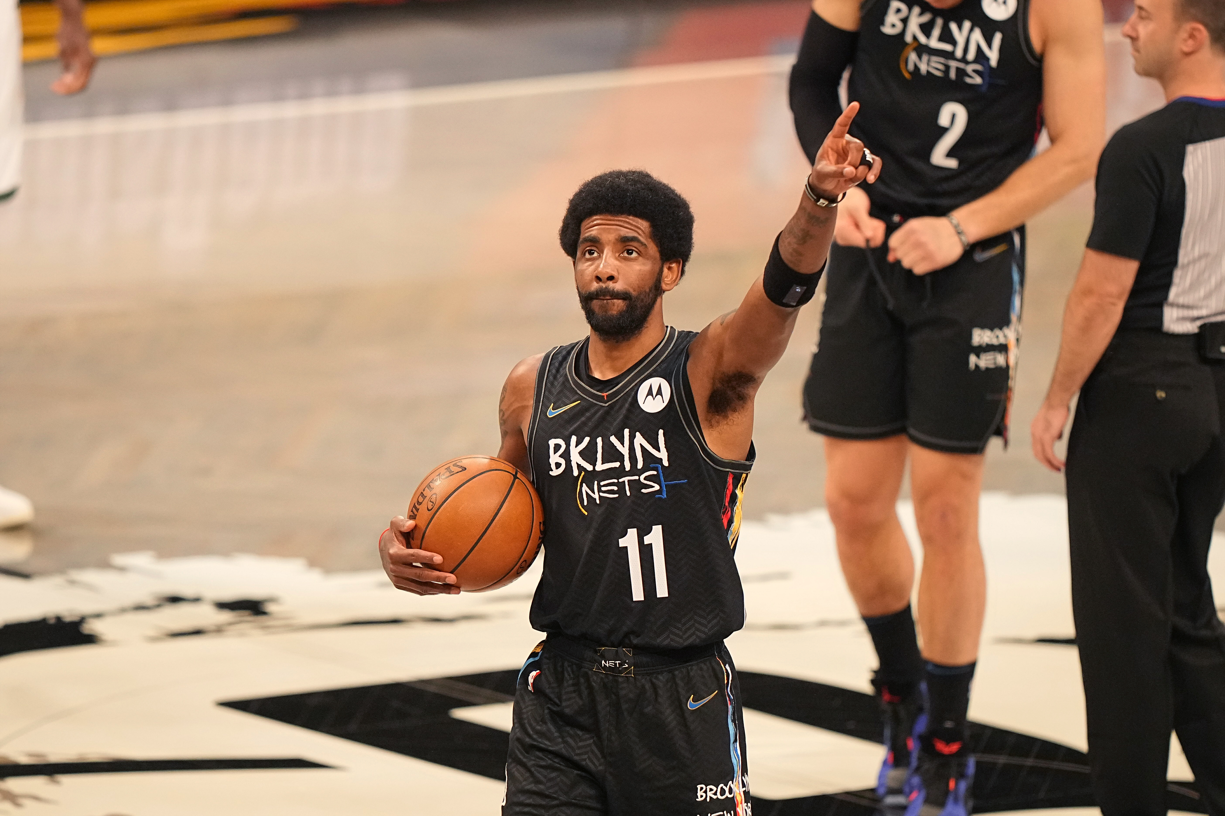 The Anti-Vax Movement Can't Wait for Kyrie Irving to Be Its Idol