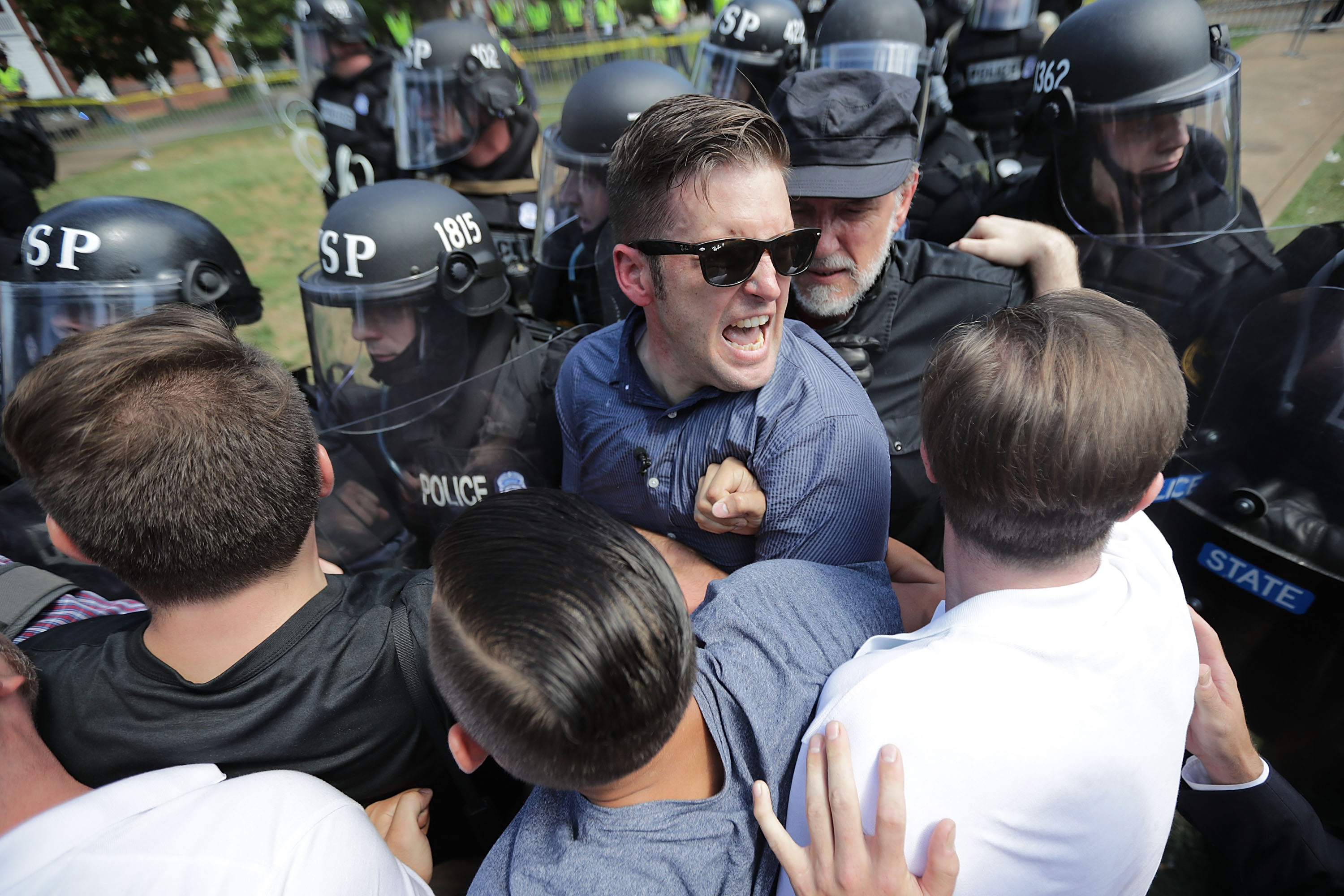 'Unite the Right' Organizers Are Facing a Court Case That Could Bankrupt Them - vice