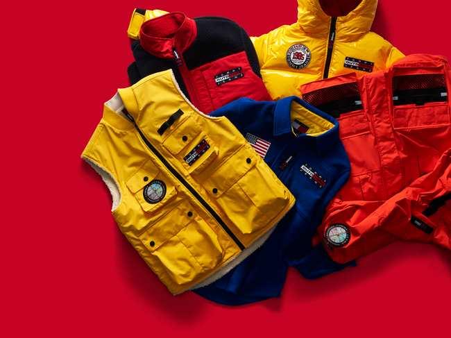 962435fa8 Tommy Hilfiger prezentuje kapsułową kolekcję - VICE