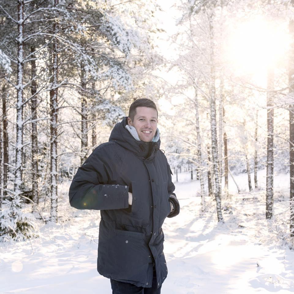 Jonas Grönvik