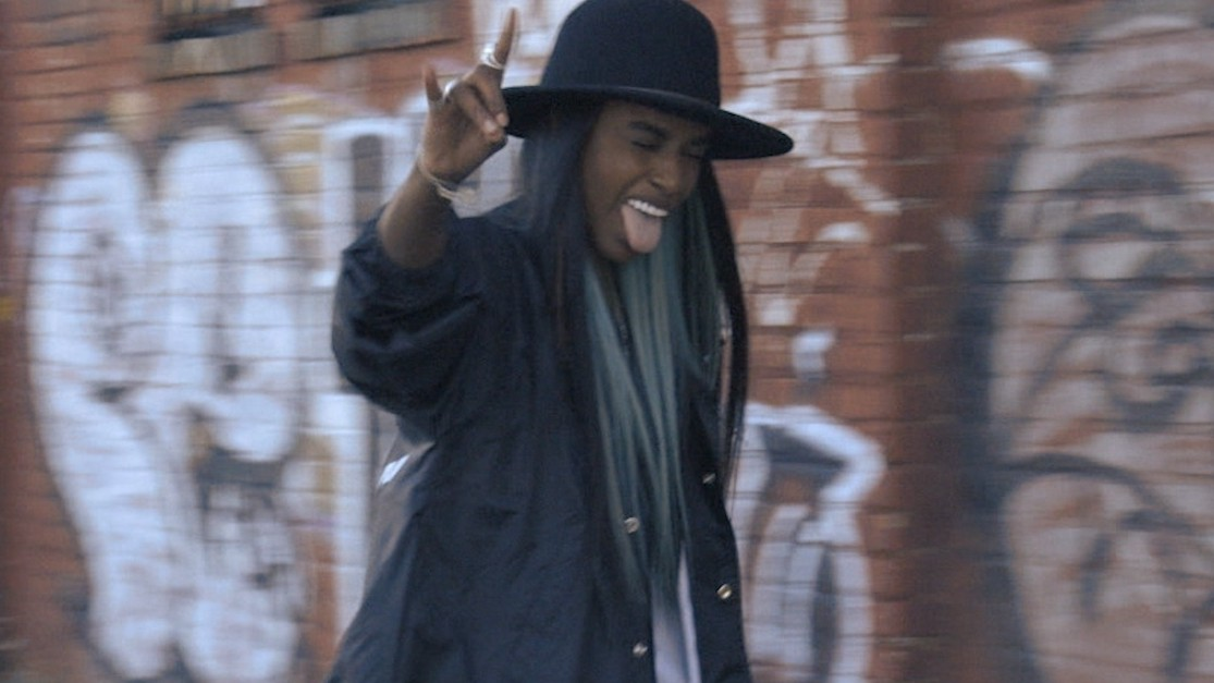 Angel Haze on Striving, Struggling, and Surviving