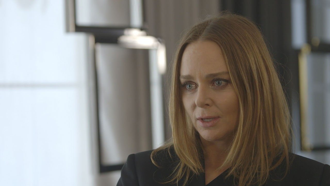 Stella McCartney on Fake Fur, Rihanna, and Well-Fitted Bras