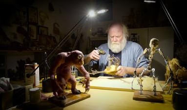 Meet the Animator Behind Star Wars and Jurassic Park