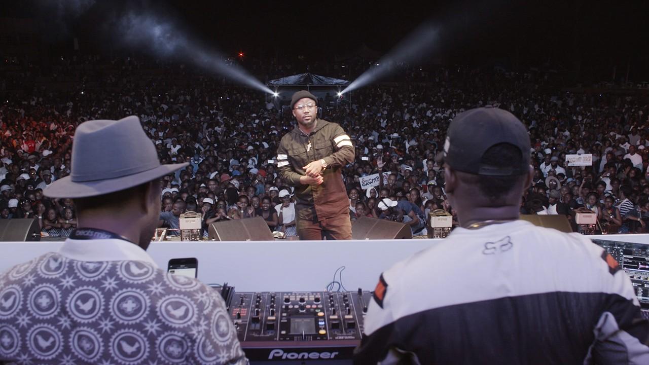 Born Free : Le hip-hop à Johannesburg