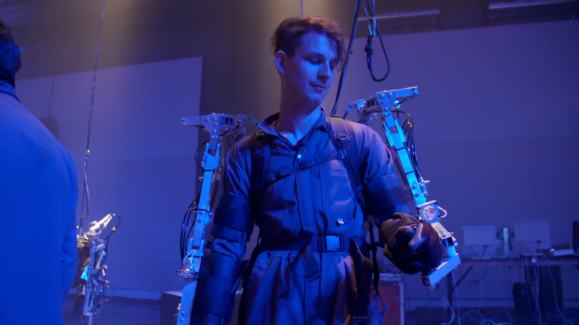Controlled By Robots And Made To Dance: A New Kind Of Performance Art