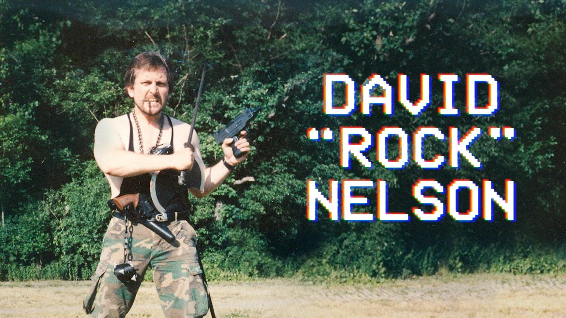 david u0027rock u0027 nelson has been creating monster movies in his