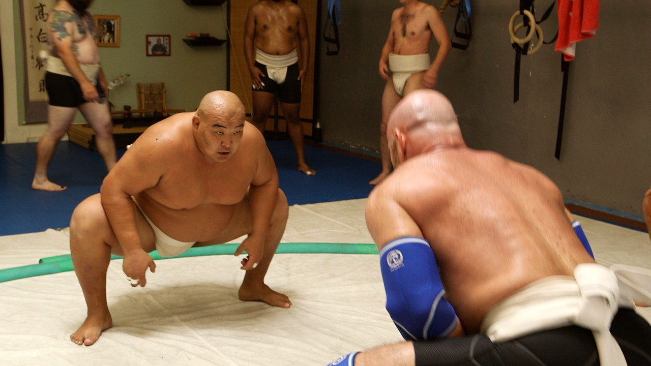 The 10,000-Calorie Wrestler Sumo Diet