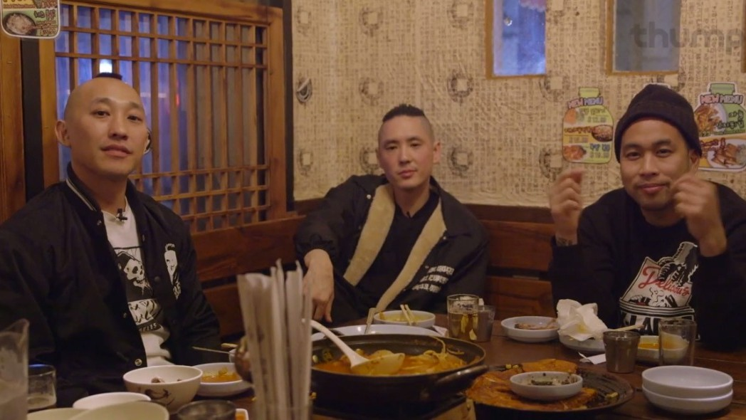 Far East Movement in Koreatown