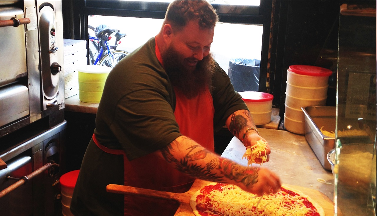 Baklava Pizza And Hand Tattoos In Nyc Vice Video Documentaries Films News Videos