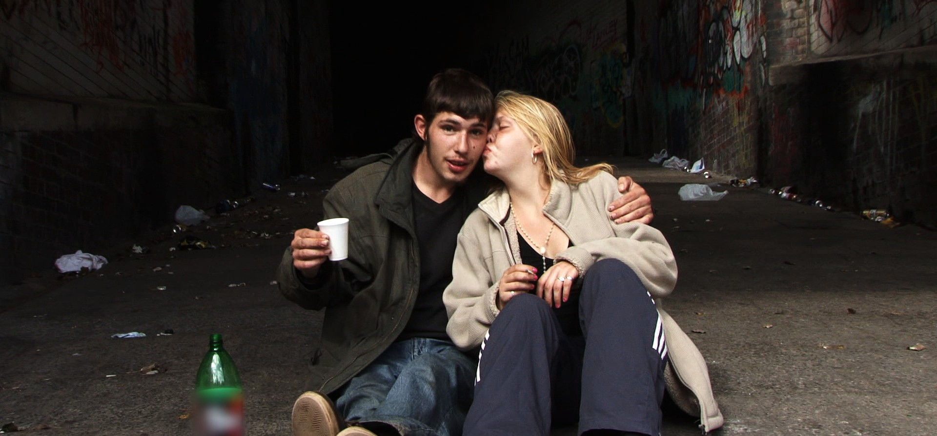 Swansea Love Story: Teenage Heroin Epidemic