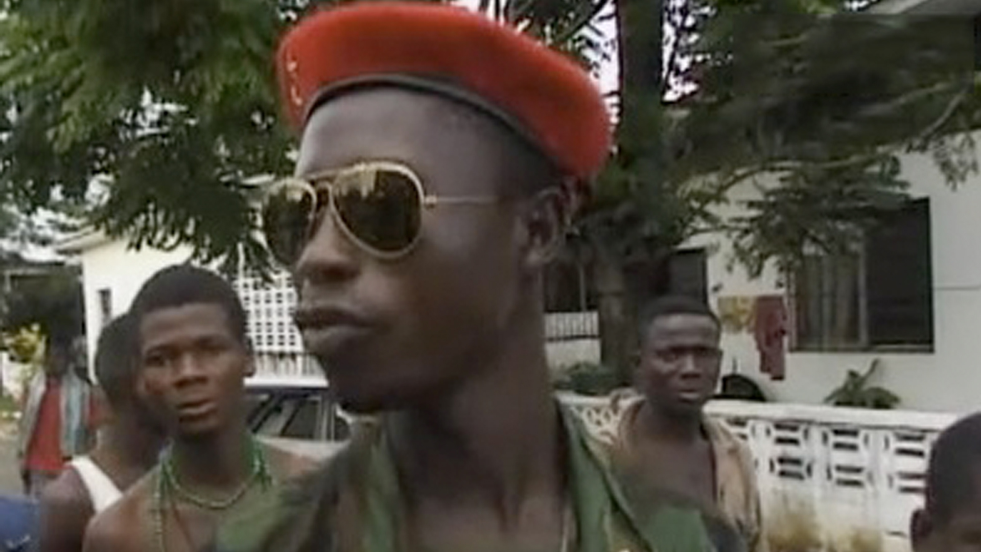 The Cannibal Generals of Liberia - Short Version - YouTube
