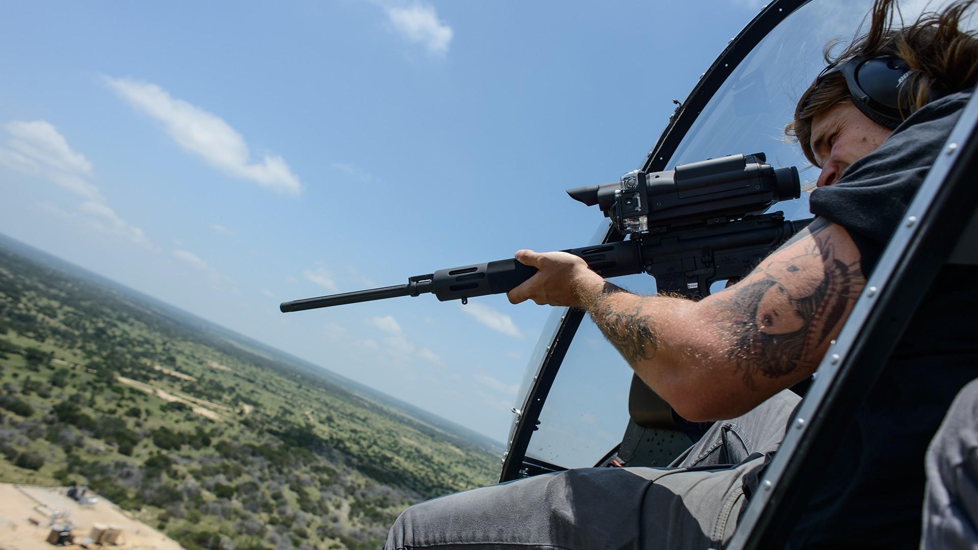 Long Shot : L'arme qui visait toute seule
