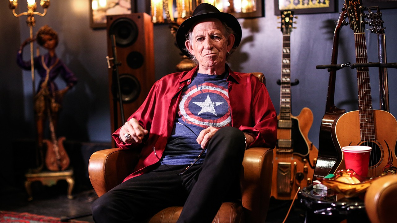 Keith Richards: 'There's Two Sides to Every Story'