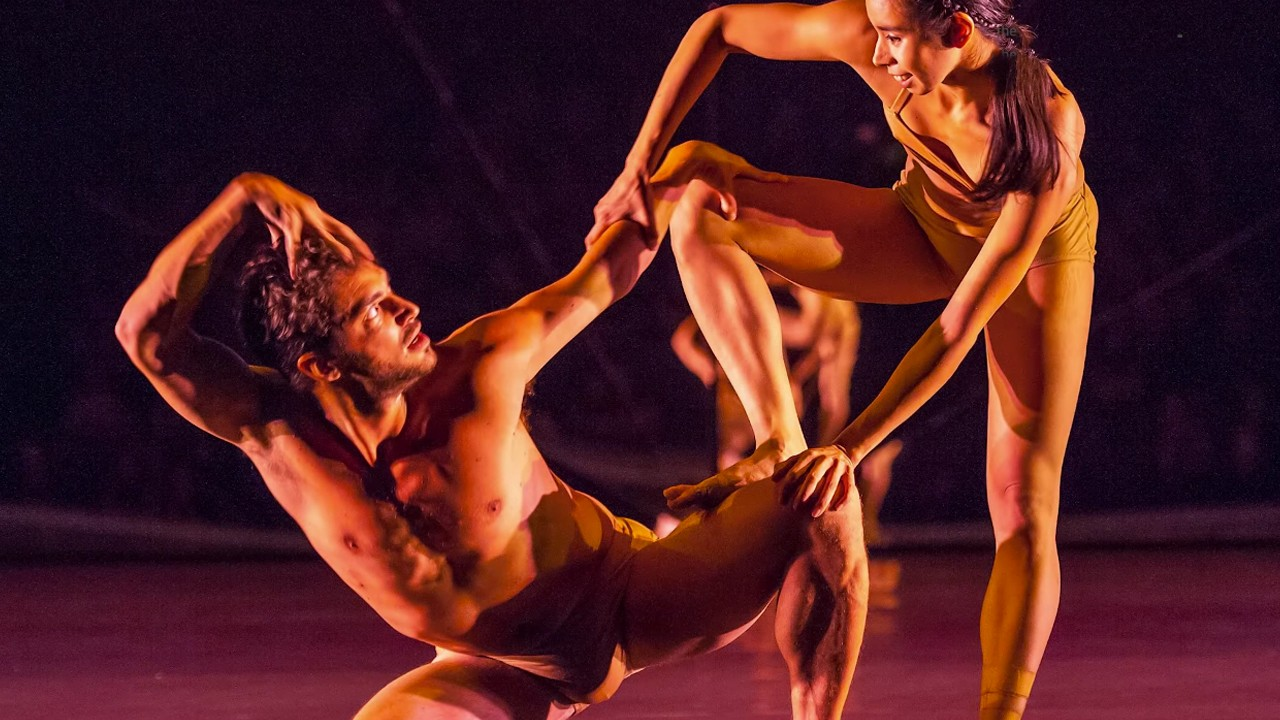 'Tree of Codes' with Olafur Eliasson and Wayne McGregor
