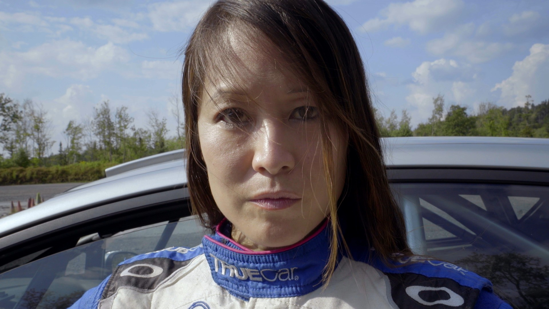 Meet One of America's Only Female Rally Race Car Drivers
