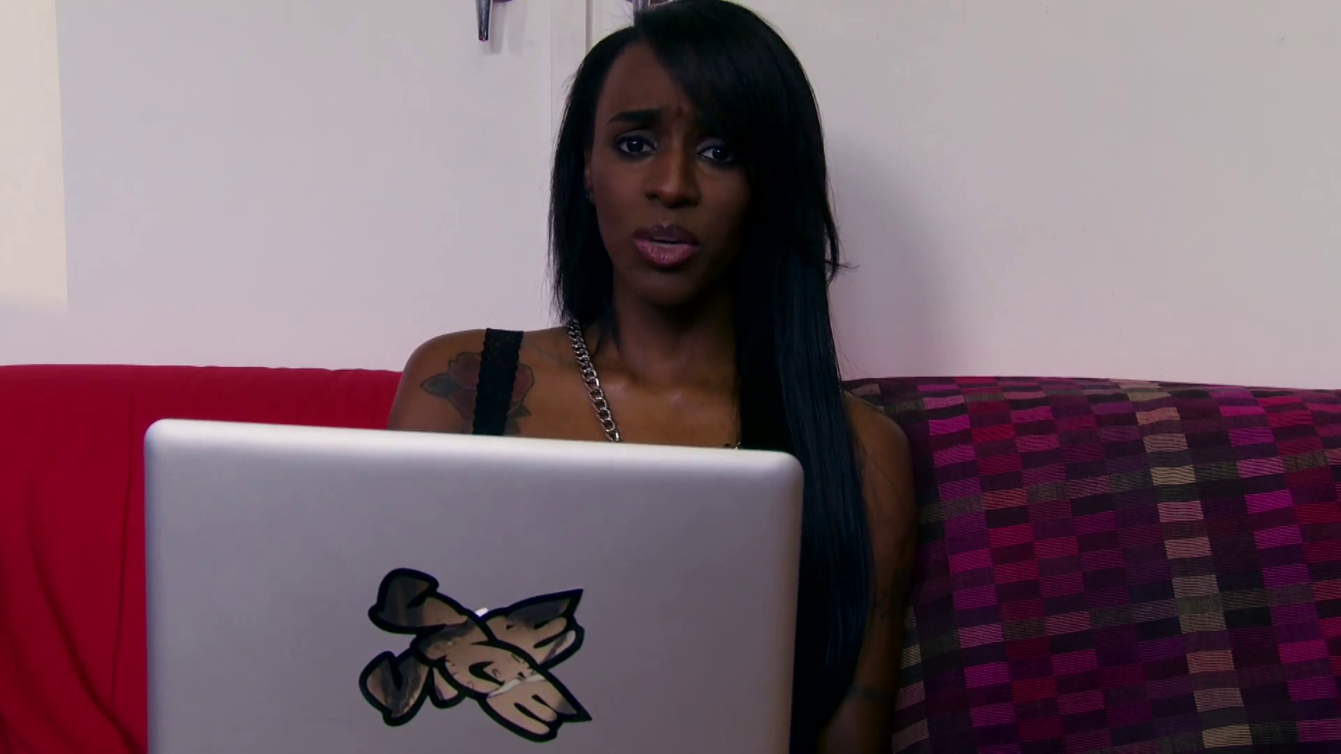 Angel Haze on the Illuminati, Frank Ocean and Nicki Minaj