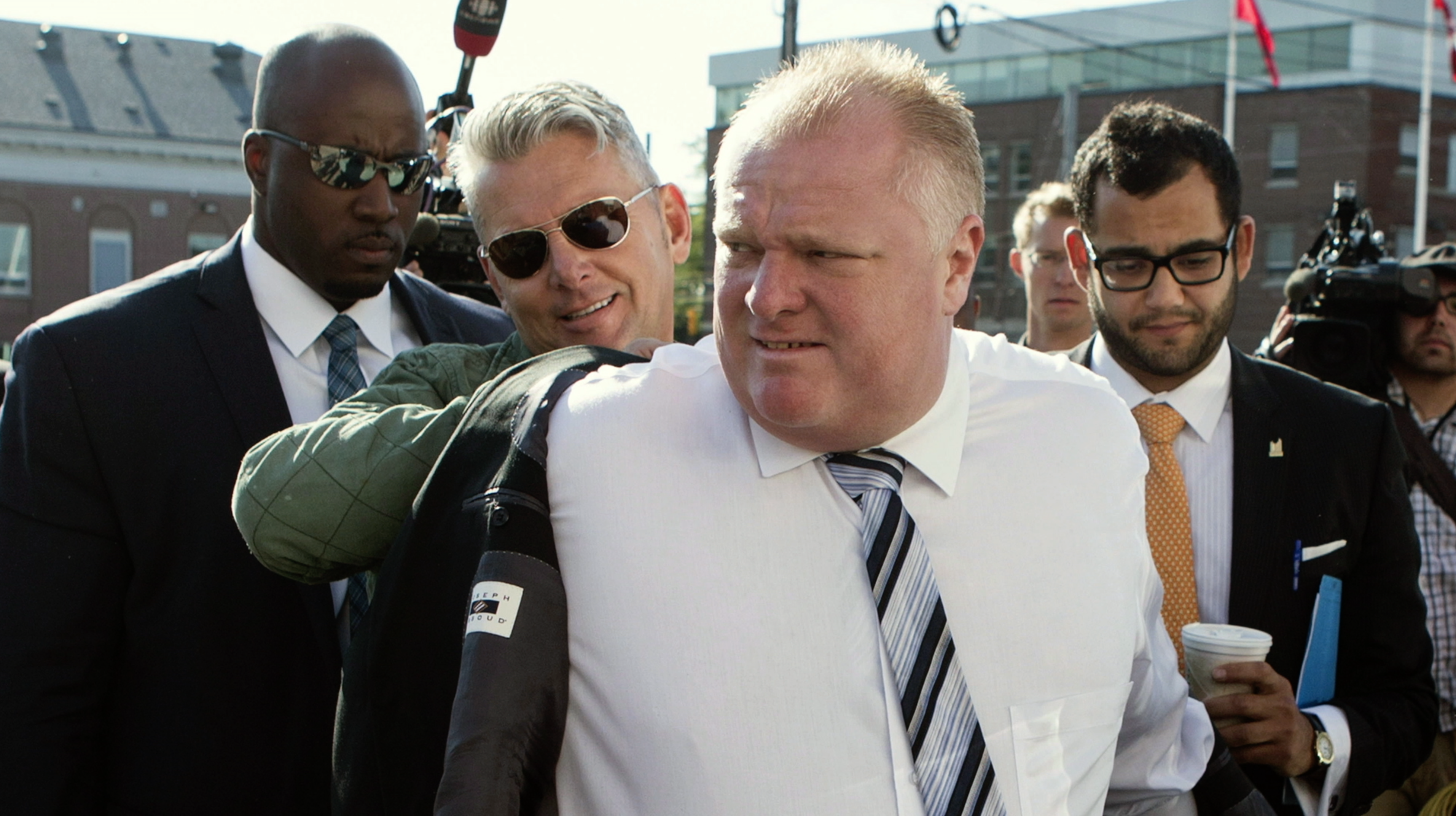 Rob Ford S Sobriety Coach Vice Video Documentaries