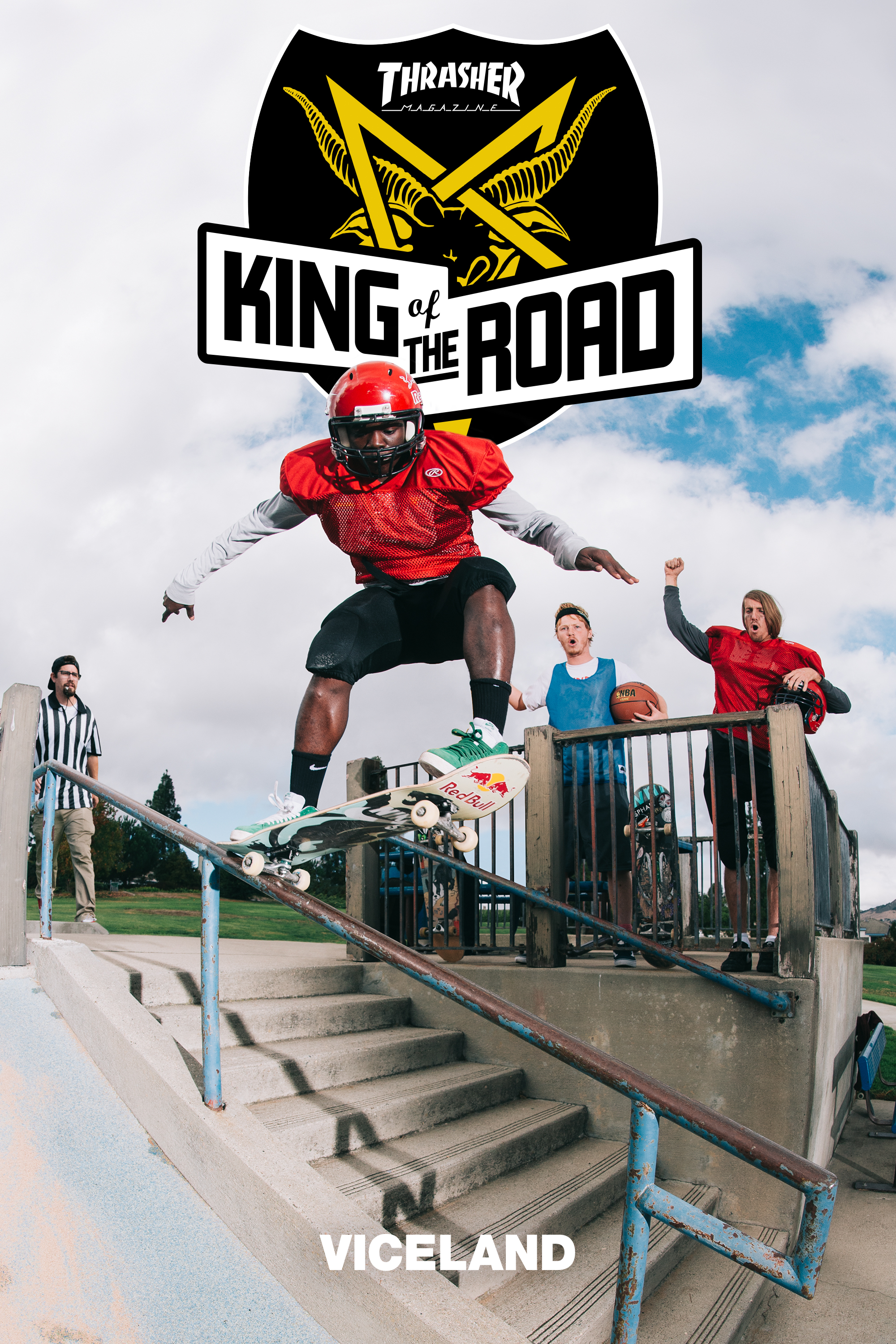 King Of The Road - VICELAND