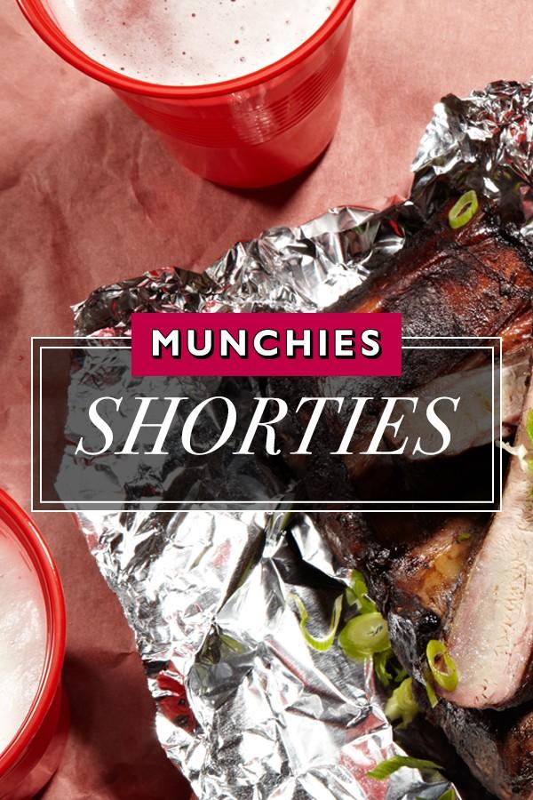 munchies shorties