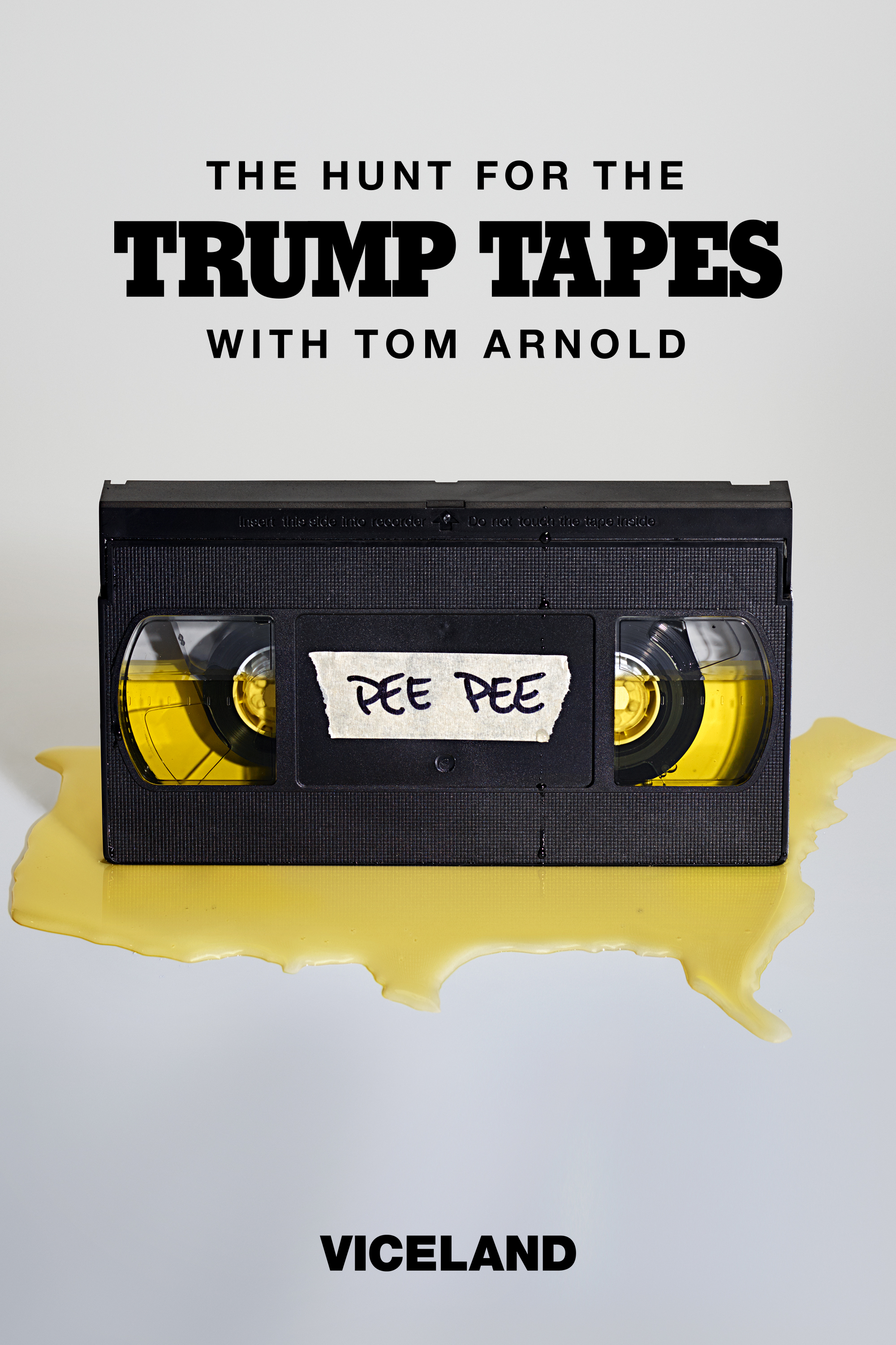 Wunderbar THE HUNT FOR THE TRUMP TAPES With Tom Arnold