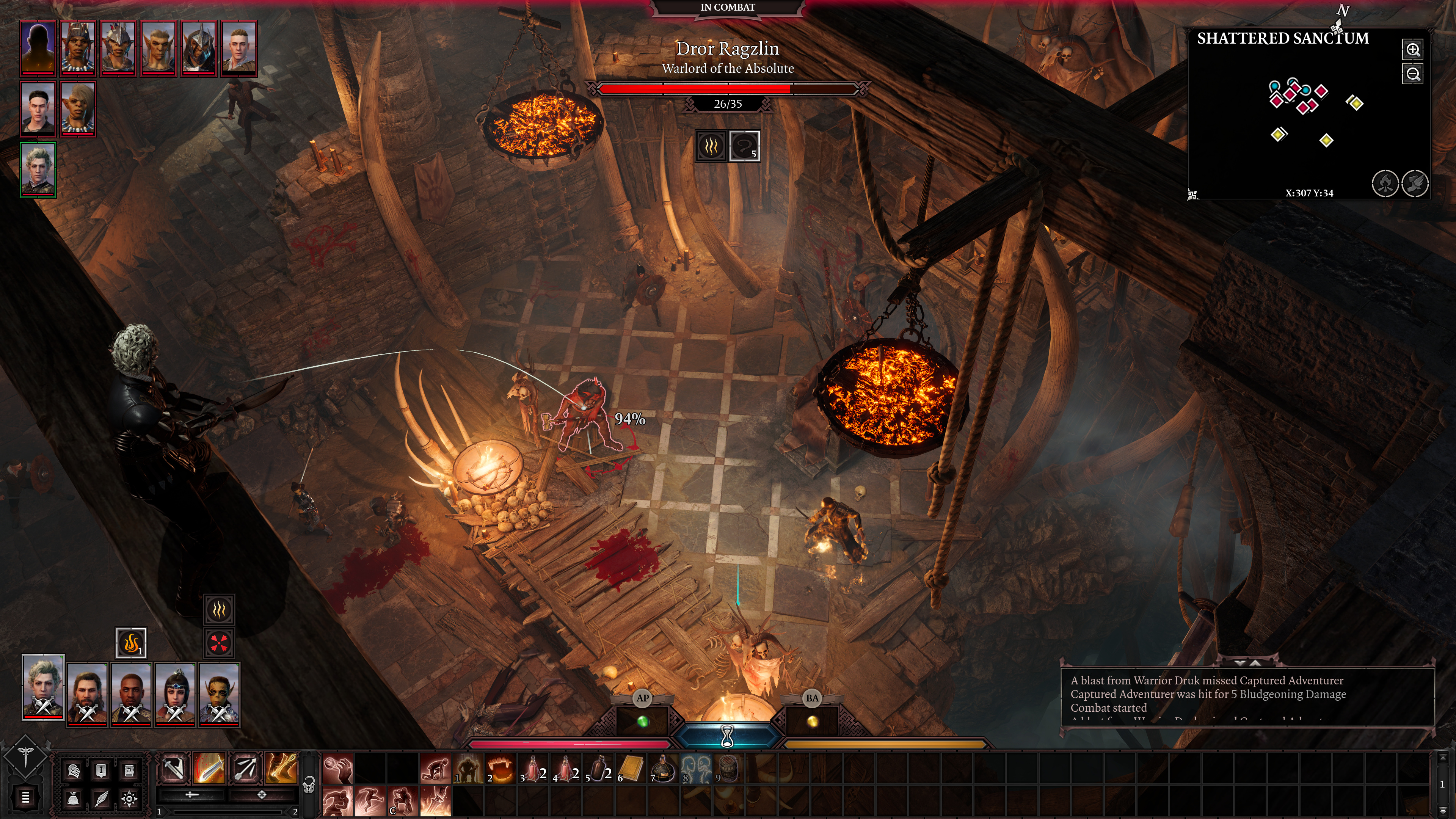 Baldur S Gate 3 Tries To Capture The Chaos Of D D Gone Horribly Wrong