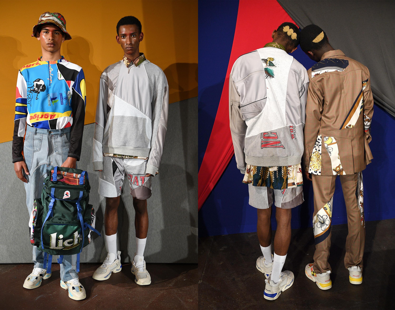 ahluwalia fashion london