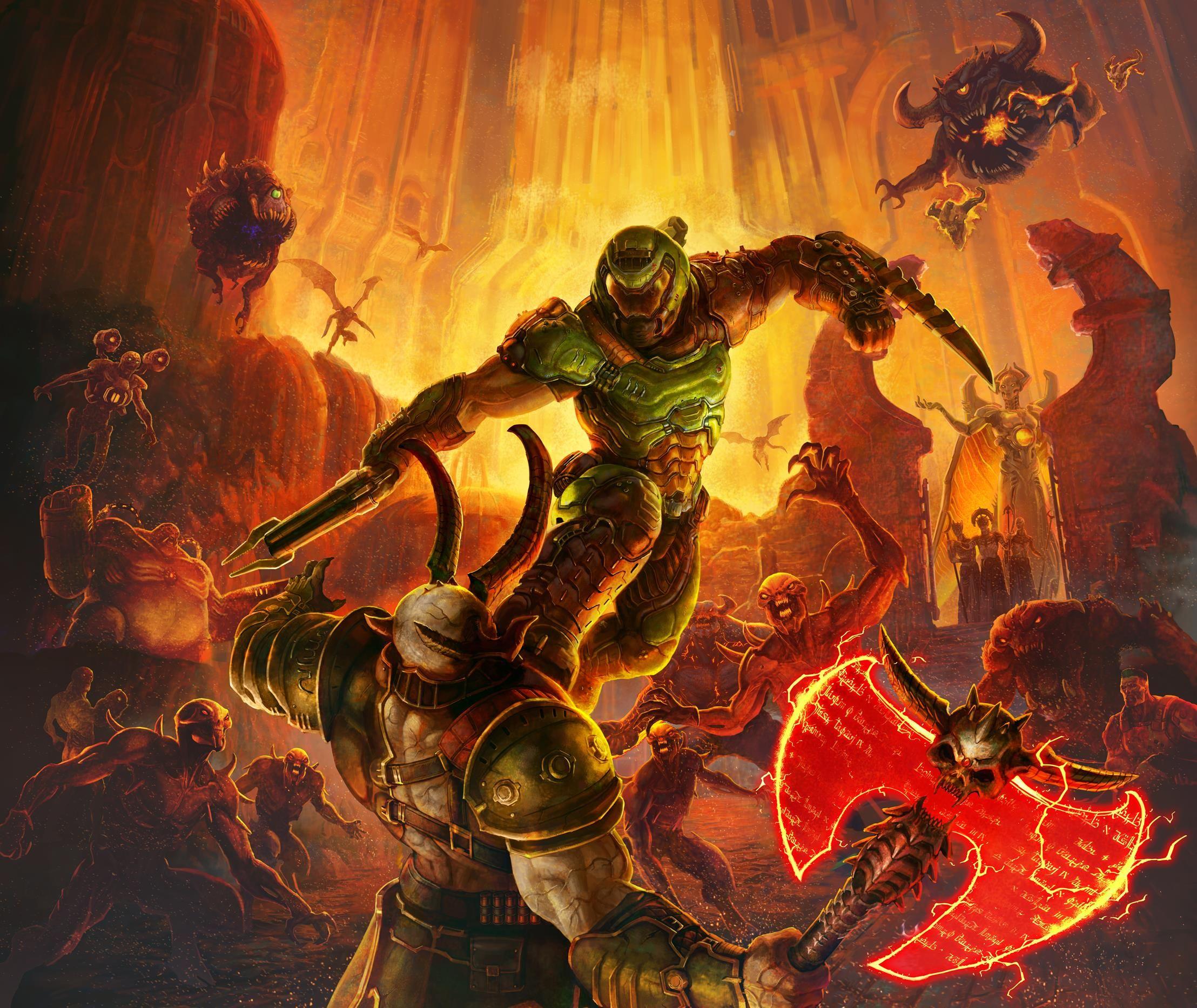 Why The Doom Eternal Marauder Sucks So Bad