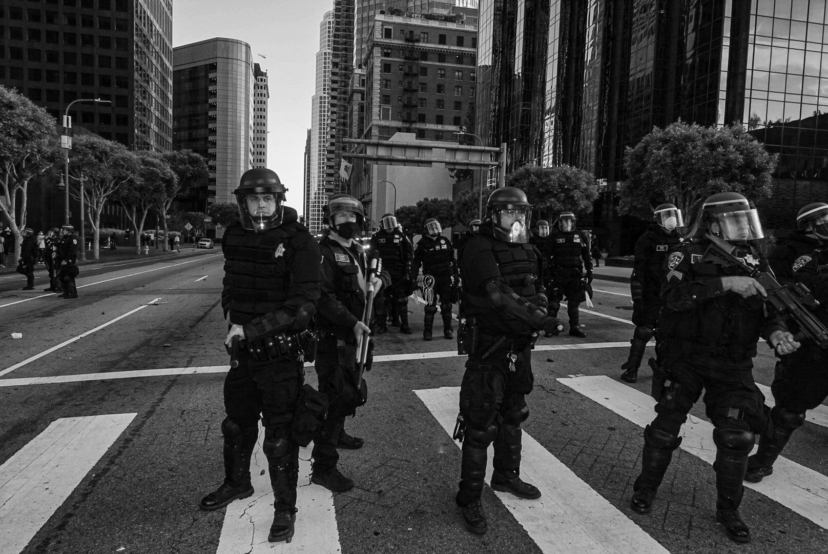 foto-proteste-razzismo-black-lives-matter