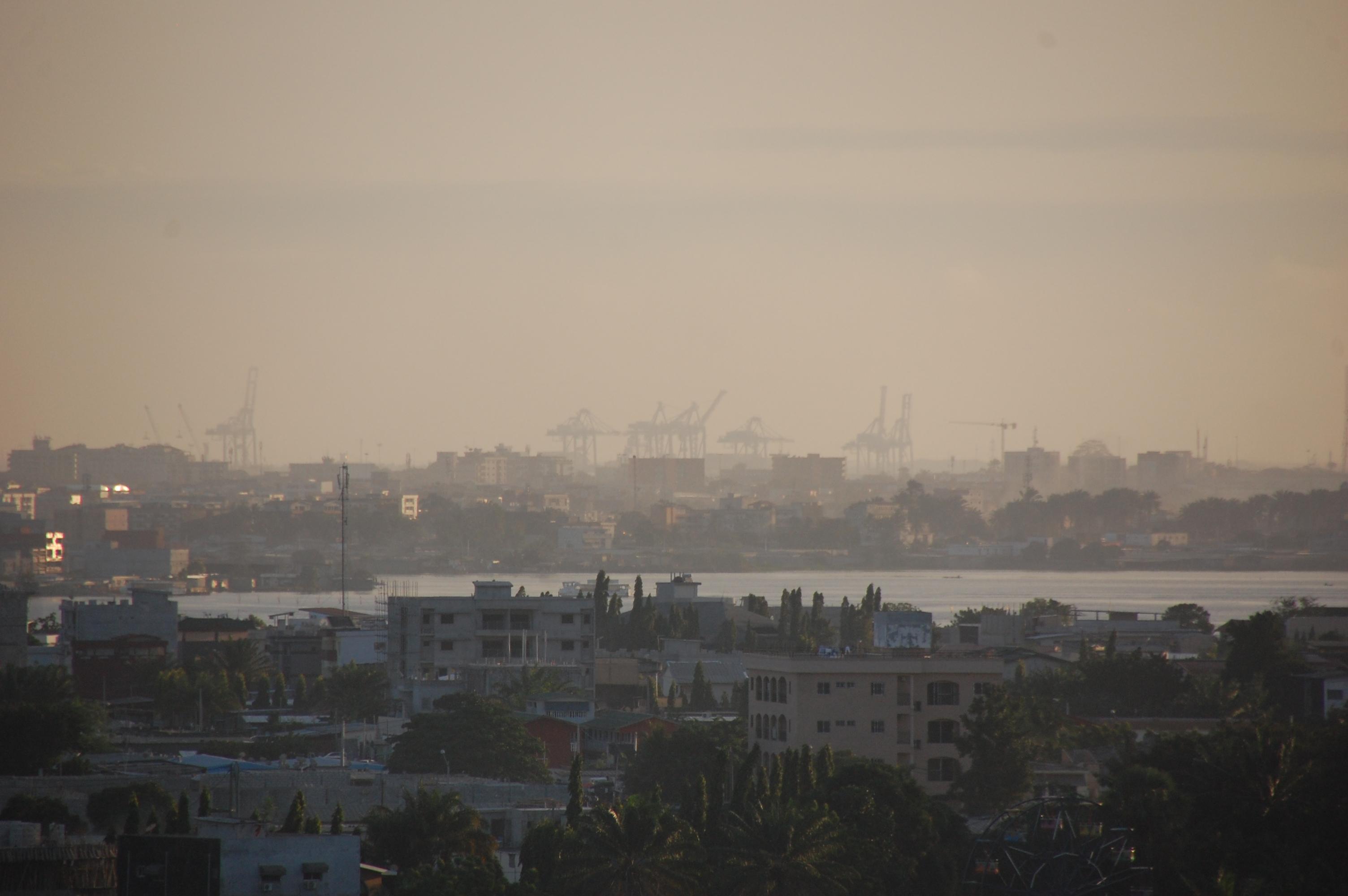 port d'Abidjan commerce international de cocaine