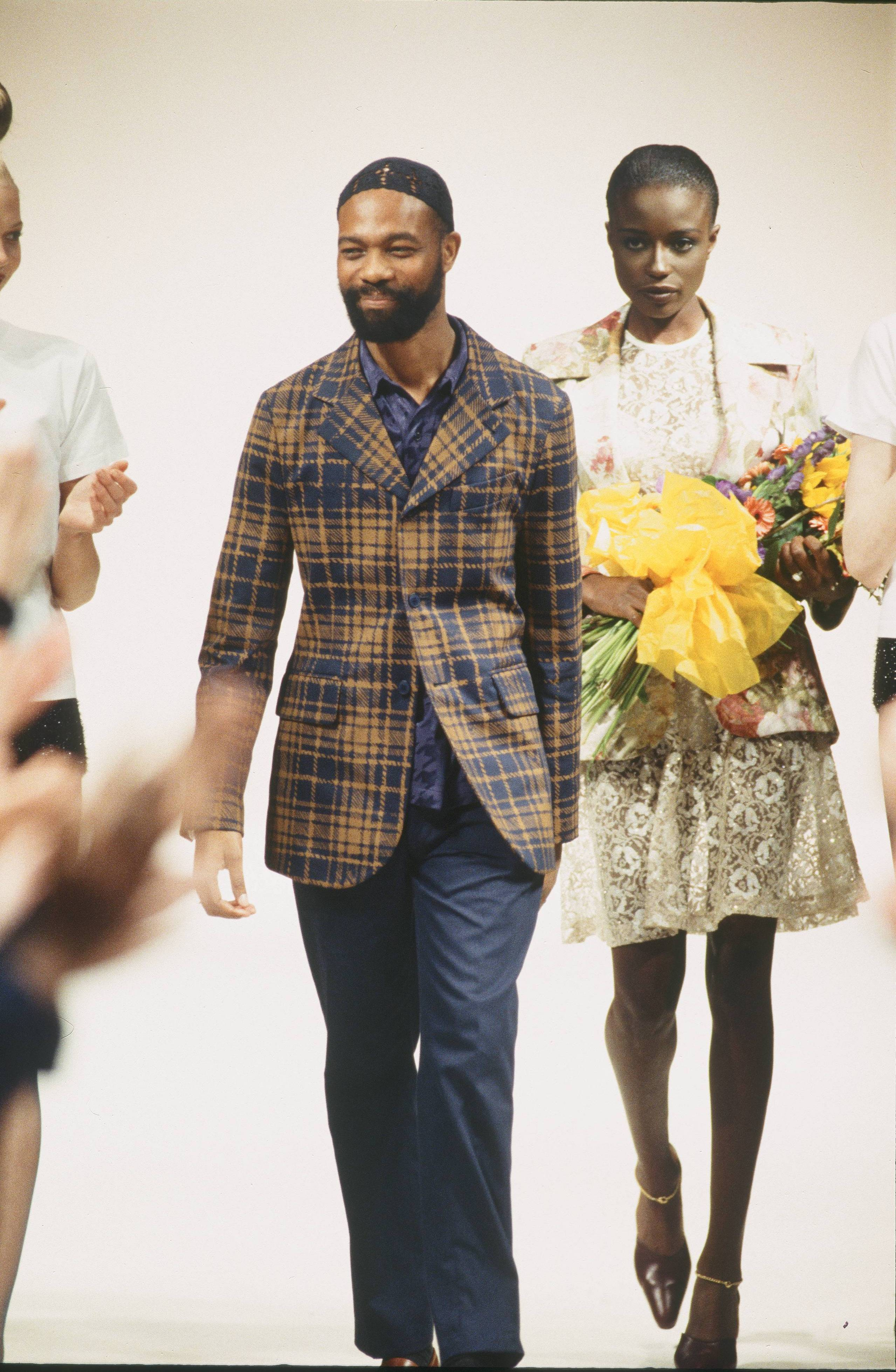 Where Would Menswear Be Without Black British Designers I D