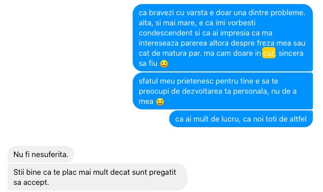 SMS- uri pentru a flirta cu un barbat)