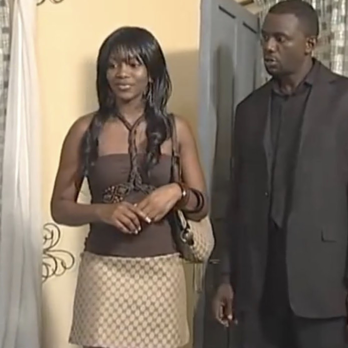Genevieve Nnaji in Girls Cot, 2006