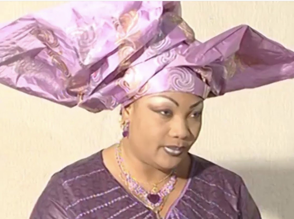 Eucharia Anunobi in Women of Substance
