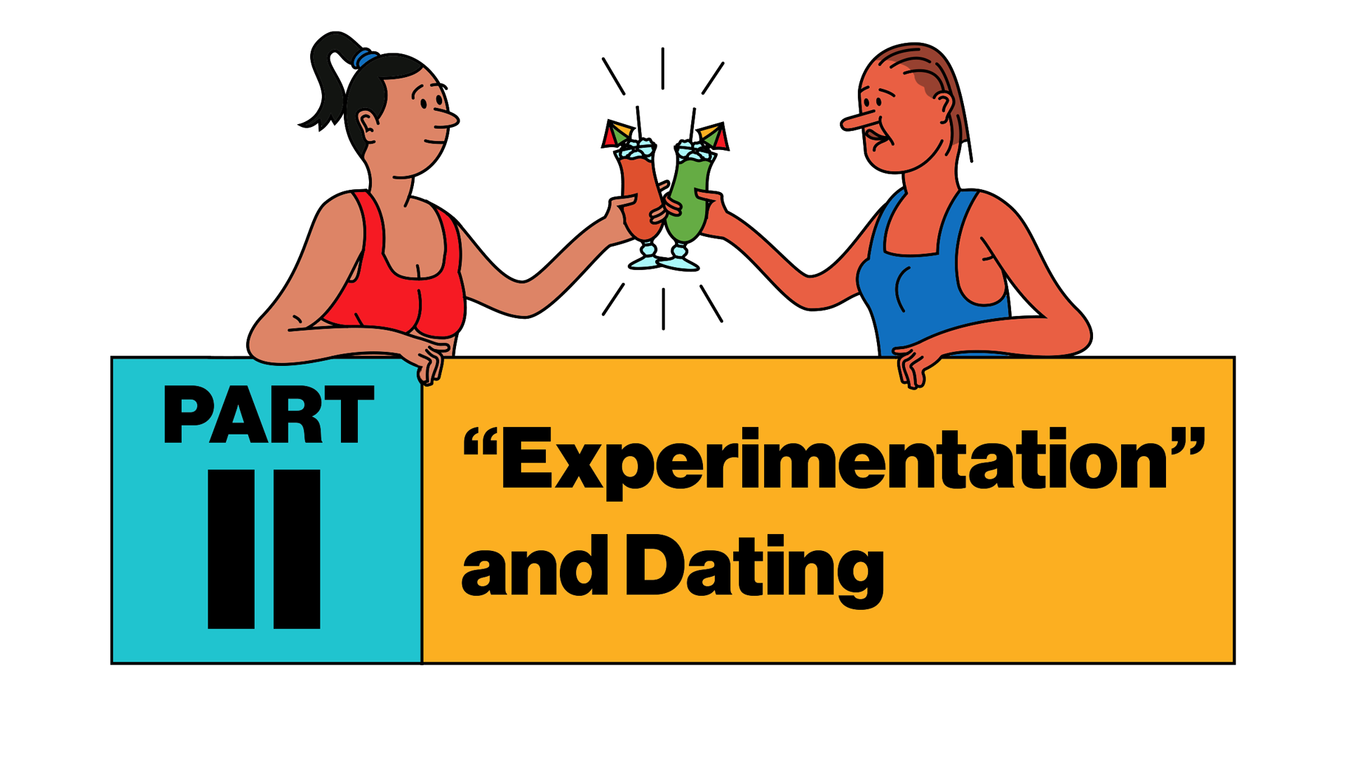 Part II: Experimentation & Dating