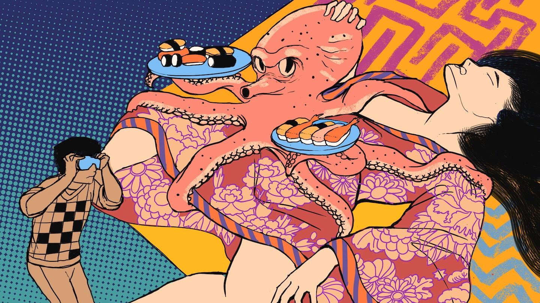 Uncensored Asian Titty Fuck