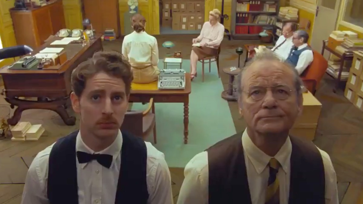 The First Trailer for 'The French Dispatch' Is Peak Wes Anderson