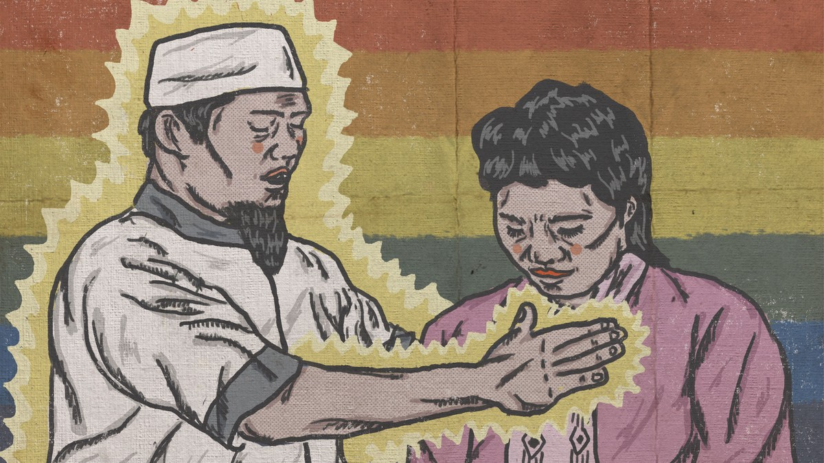 Indonesians Are Turning To Exorcisms to 'Cure' Members of the LGBTQ Community