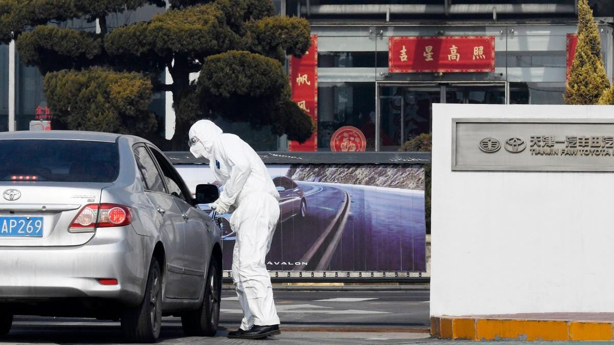 Coronavirus Is Shutting Down So Many Factories That Oil Demand Is Tanking