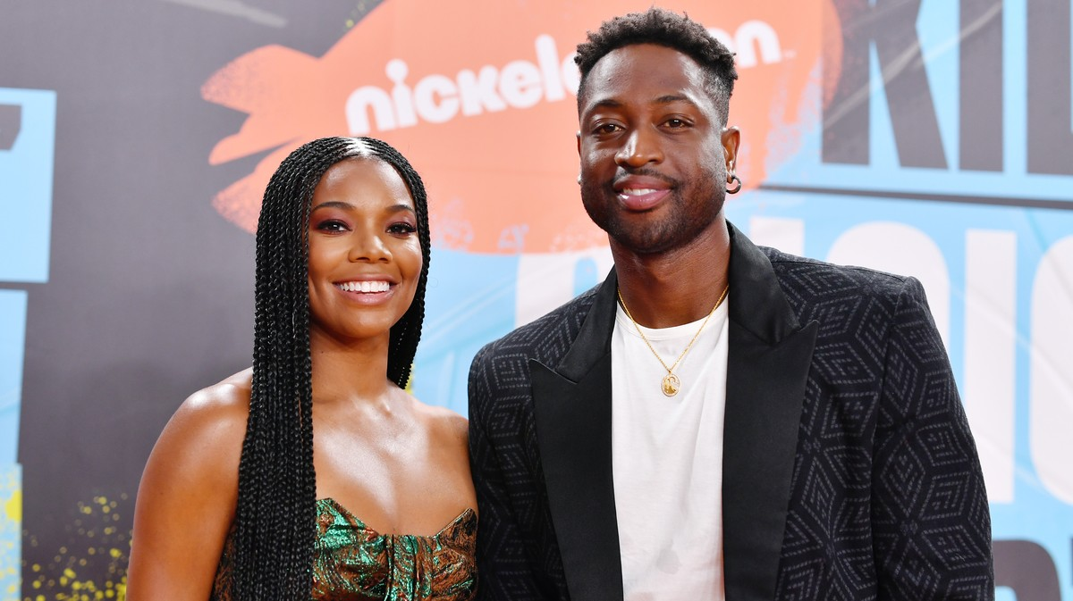 Dwyane Wade and Gabrielle Union Set an Example for Parents of Trans Kids