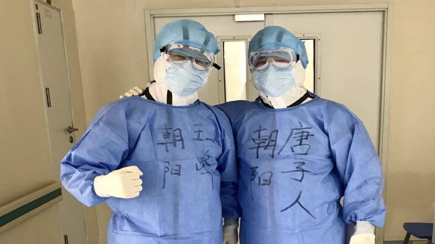 , Exhausted and Infected: Thousands of Chinese Doctors Are Risking Their Lives to Fight Coronavirus, Saubio Making Wealth