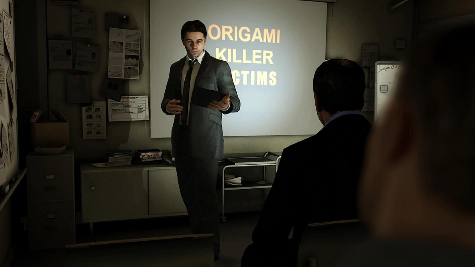 Heavy Rain: The Origami Killer (2010 video game) | 1080x1920